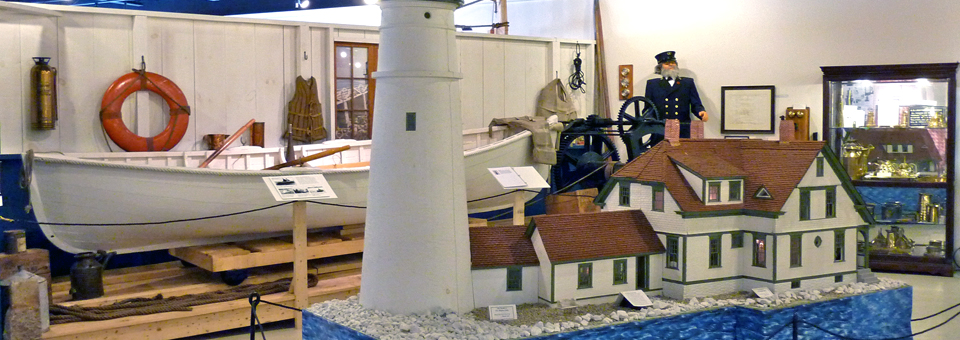 Maine Lighthouse Museum, Rockland, Maine