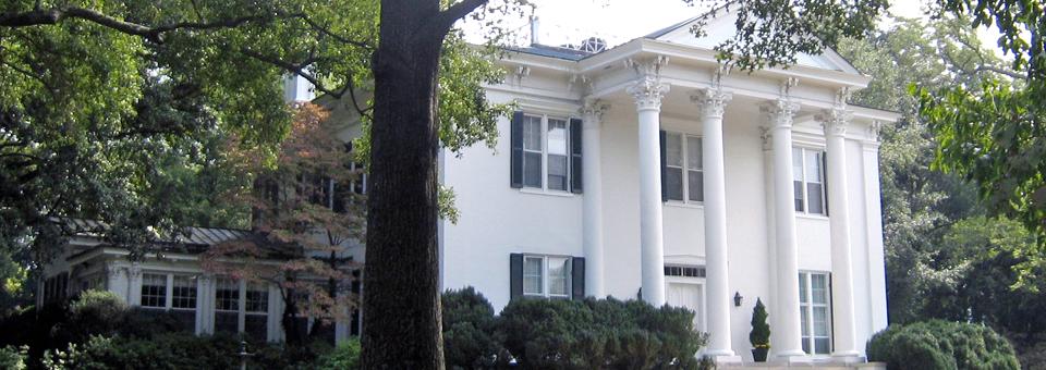 Moore-Rhett House, circa 1826, Huntsville, Alabama