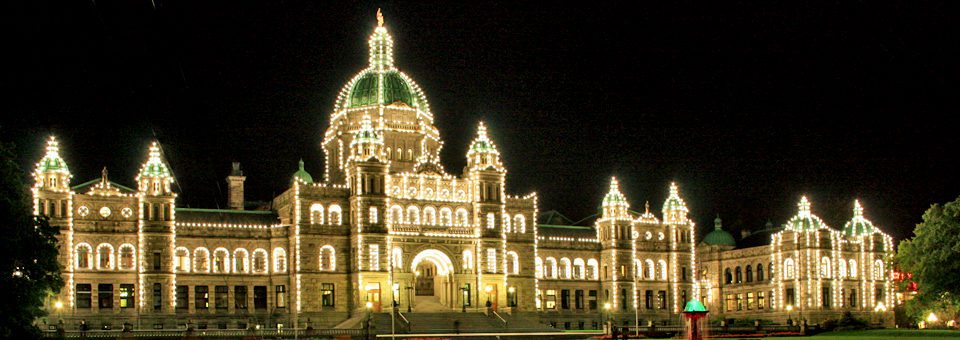 Parliament, Victoria, British Columbia