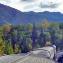THE SKEENA: Riding the Rails Across British Columbia