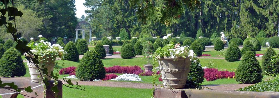 Sonnenberg Gardens, Finger Lakes, New York