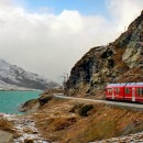 From Palm Trees to Glaciers: The Bernina Express