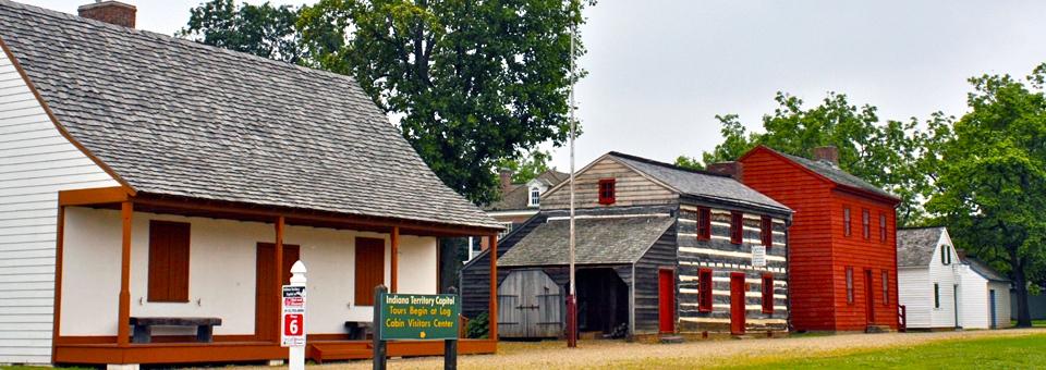 Vincennes State Historic Site, Vincennes, Indiana