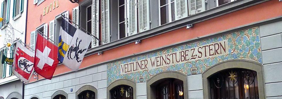 Weinstube Stern, Chur, Switzerland