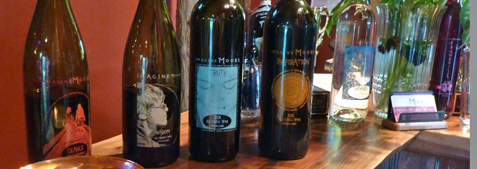 Imagine Moore Winery, Naples, New York