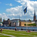Stockholm, Sweden and the archipelago