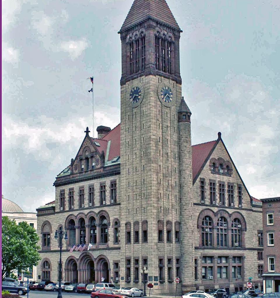 City Hall, Albany, New York
