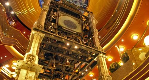 Planeto Astrolabium, Holland America's Amsterdam