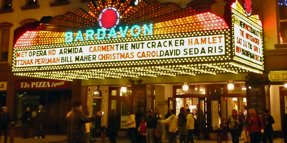 Bardavon Theater, Poughkeepsie, New York