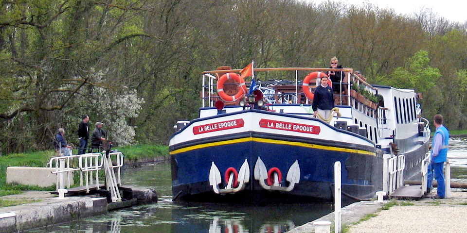 Barge 480, France La Belle Epoque