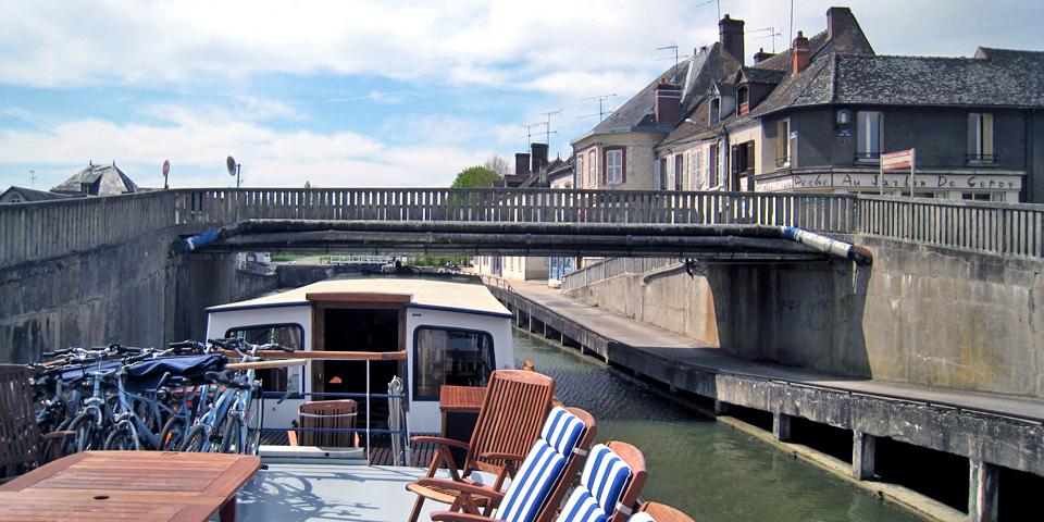 La Belle Epoque in the Burgundy region of France