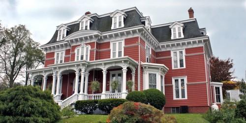 Blomidon Inn, Wolfville, Nova Scotia