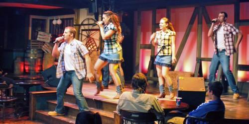 show at Cedar Point, Sandusky, Ohio