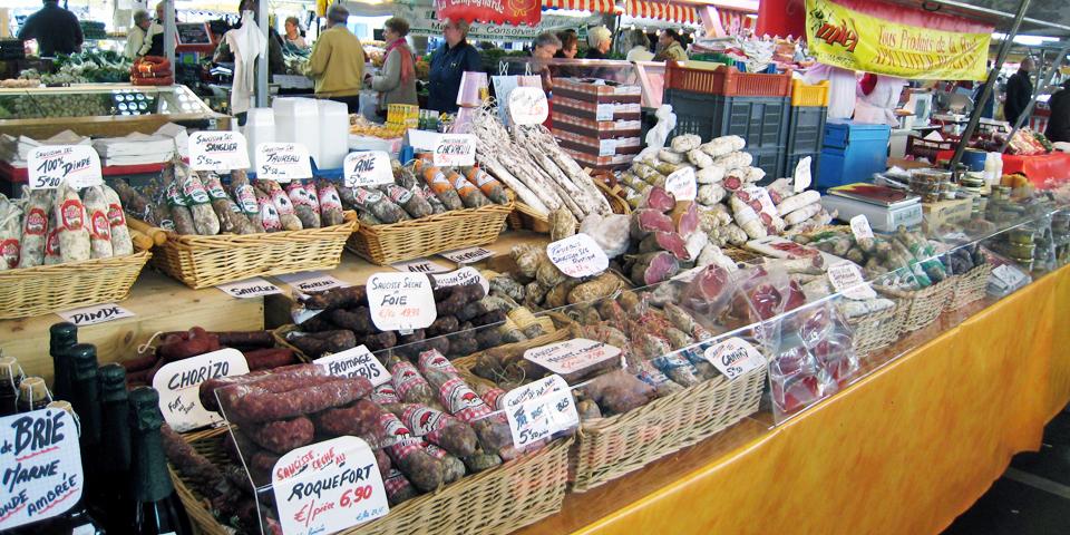 Fontainebleau market