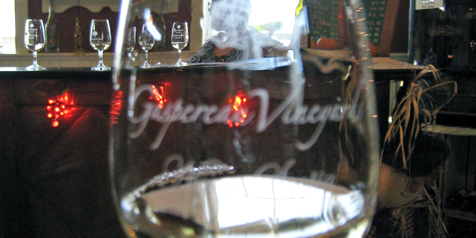 Gaspereau Vineyards, Annapolis Valley, Nova Scotia