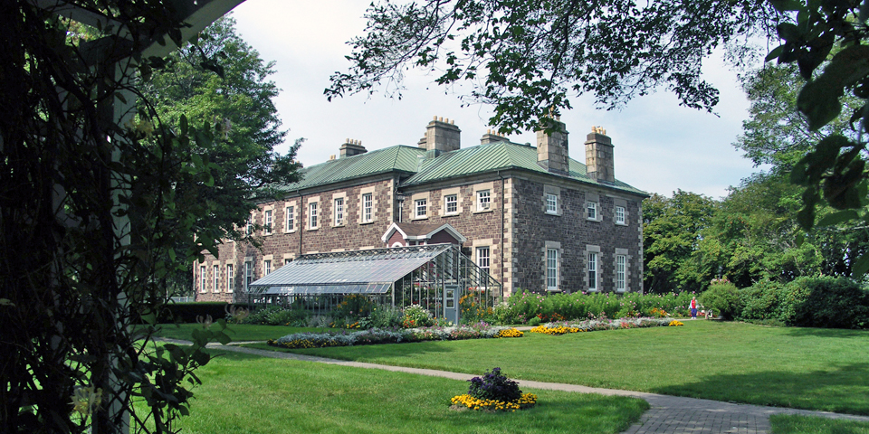 Government House, St. John's, Newfoundland