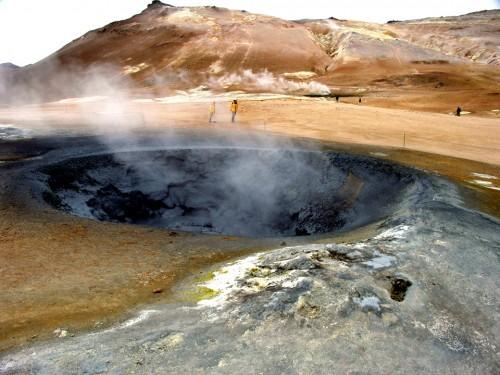 Námafjall , Iceland.