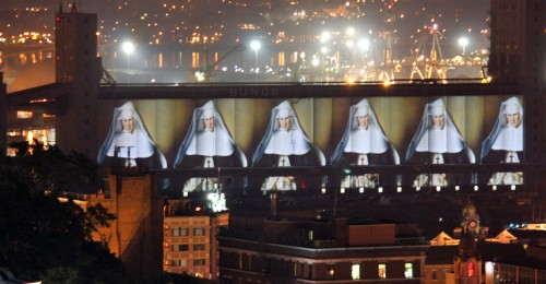 Image Mill, Quebec City's 400th Anniversary, Canada