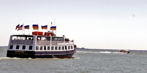 Island ferry, Sandusky, Ohio