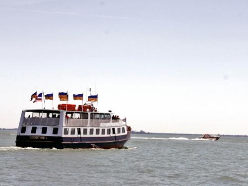 Island ferry, Ohio