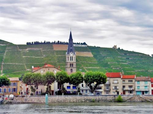 Jaboulet Vineyard, Tain l'Hermitage, France