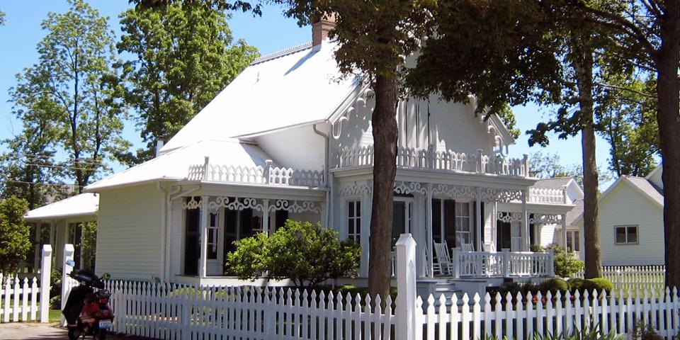 Kelleys Island home, Ohio