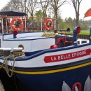 La Belle Epoque: Barging through the Burgundy region of France
