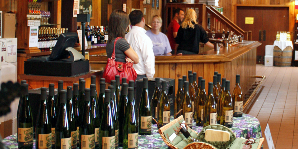 Fireland's Winery, Marblehead Peninsula, Ohio
