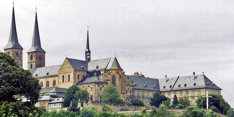 Michelsberg, Bamberg, Germany