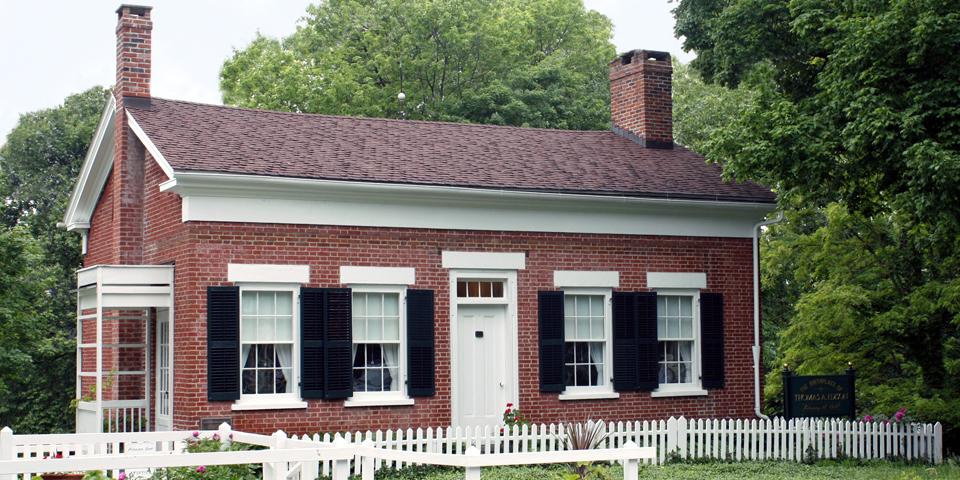 Thomas Edison birthplace, Milan, Ohio