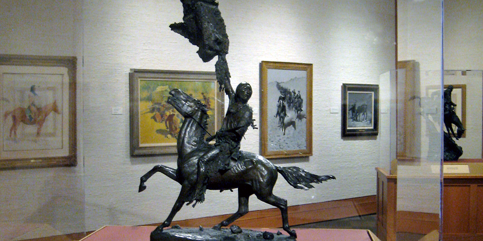 Works by Frederic Remington, National Cowboy & Western Heritage Museum