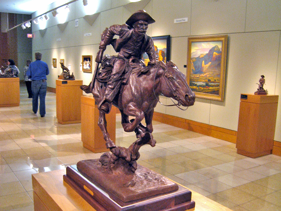 Harold T. Holden, National Cowboy & Western Heritage Museum