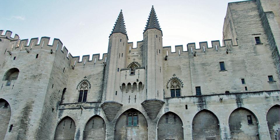 Papal Palce, Avignon