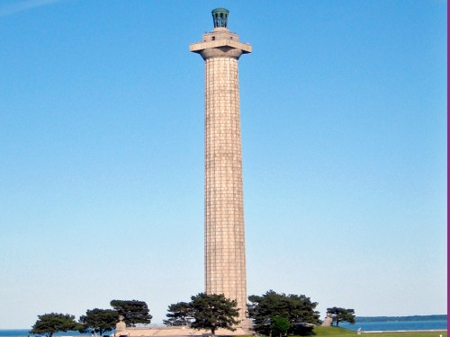 Perry's Victory and International Peace Memorial, South Bass Island