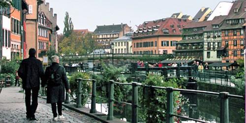Petite France, Strasbourg, France