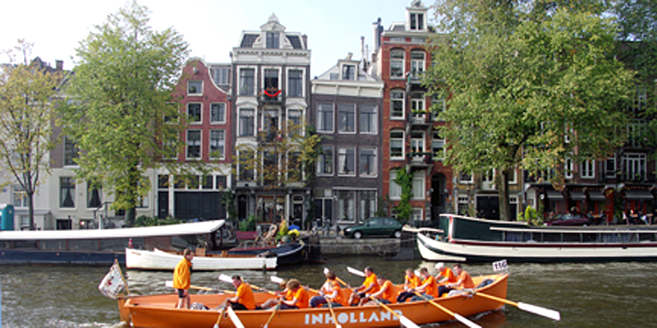 Amsterdam, Kingdom of the Netherlands