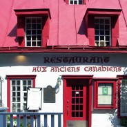 Restaurant Aux Anciens Canadiens, Quebec City