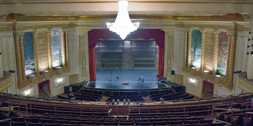 Sandusky State Theater, Ohio