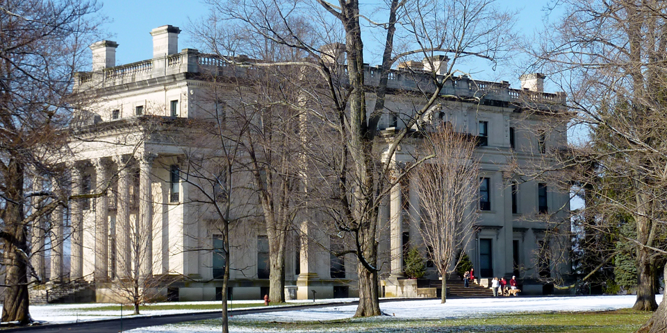 Vanderbilt Mansion, Hyde Park, New York