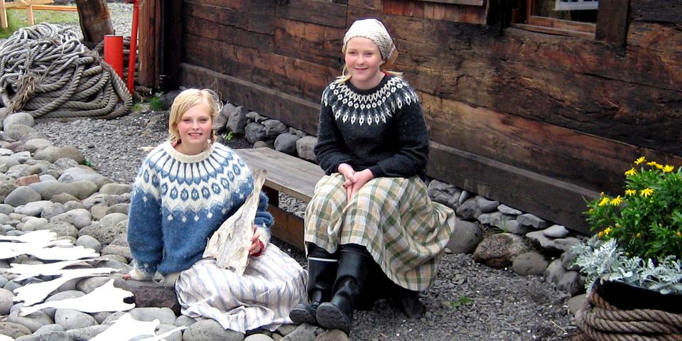 Hnjotur, West Fjords Folk Museum, Iceland