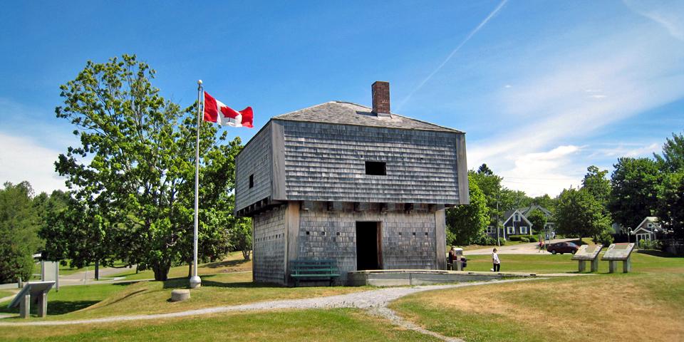 St. Andrew's blockhouse