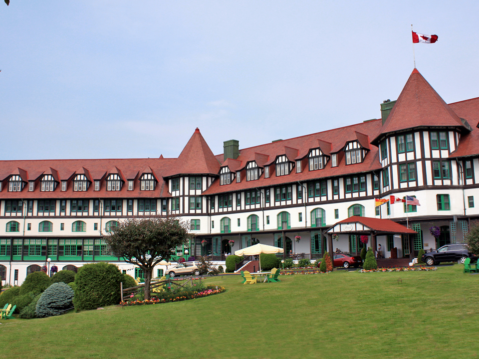 Algonquin Resort St. Andrews by-the-Sea, New Brunswick