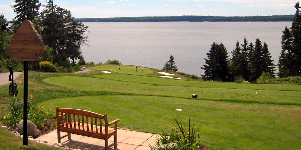 Algonquin Golf Course, St. Andres by-the-Sea