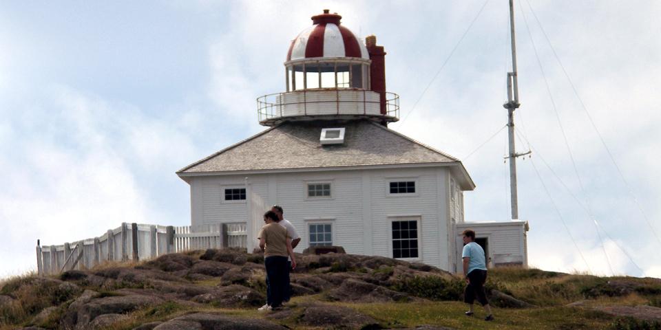 Cape Spear Light, Newfoundland
