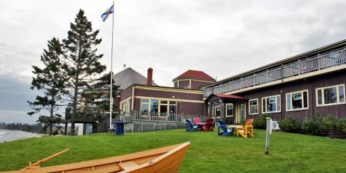 White Point Beach Resort, Nova Scotia