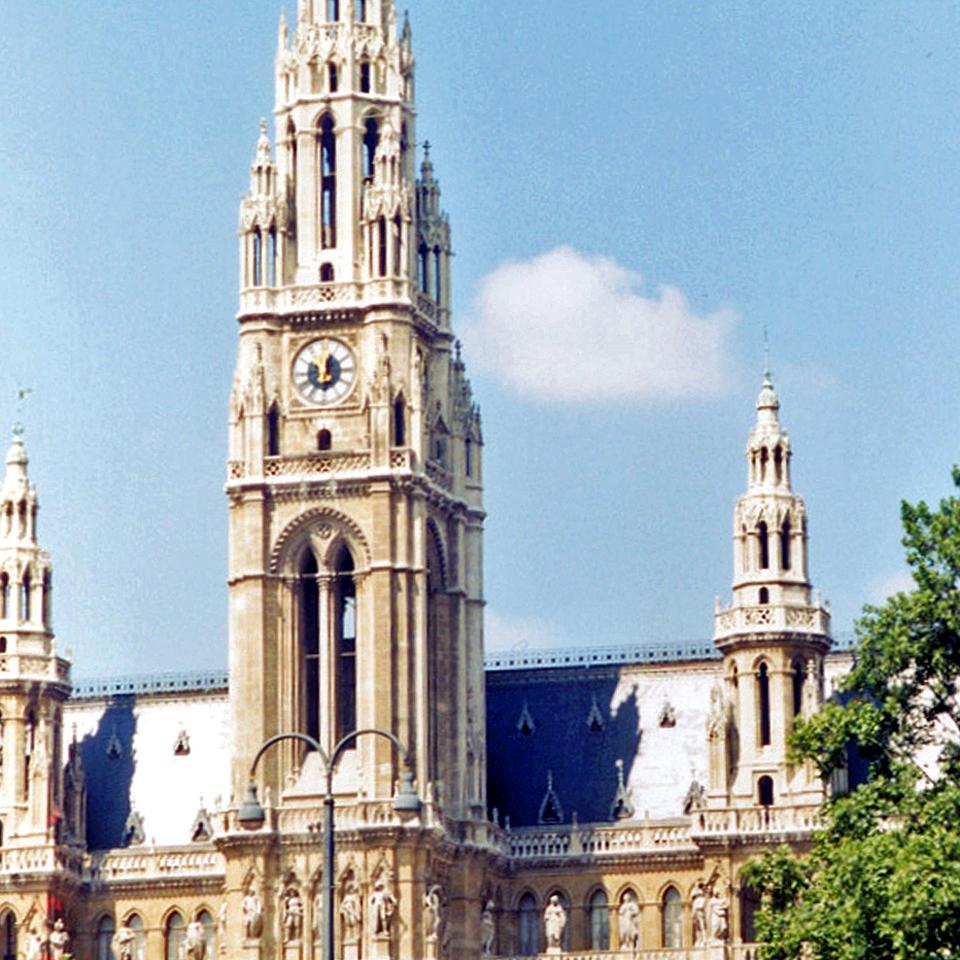 Votive Church, Vienna, Austria