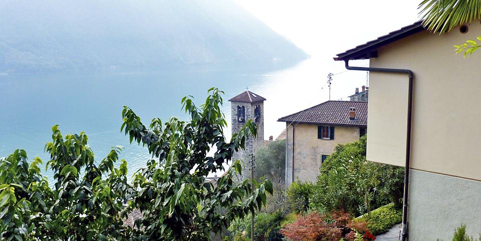 Gandria, Switzerland