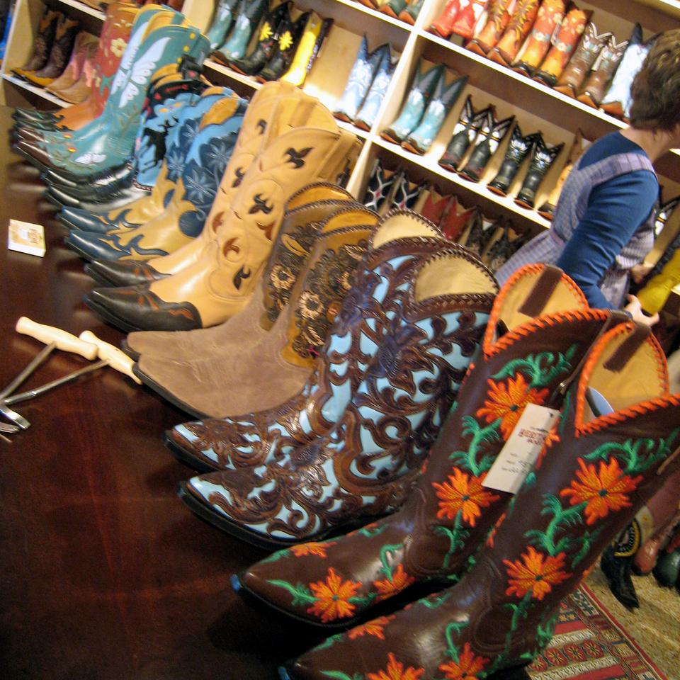Heritage Boots, Austin, Texas
