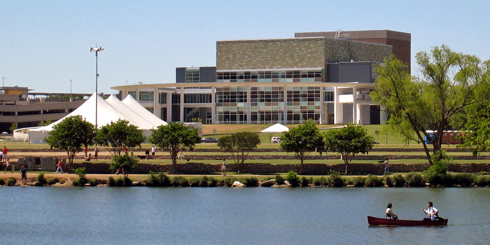 Long Center for the Performing Arts,r Austin, Texas