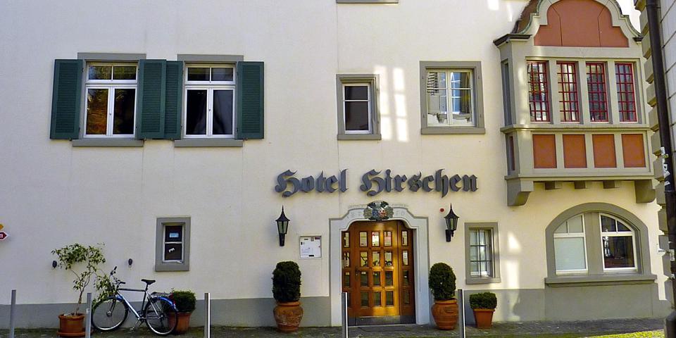 Hotel Hirschen, Rapperswill, Switzerland